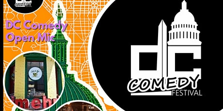 DC Comedy Open Mic tickets