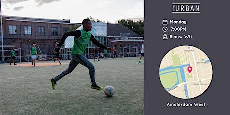 FC Urban Match AMS Ma 27 Sep Blauw-Wit Match 2 tickets