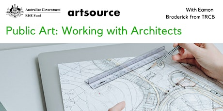 Public Art: Working with Architects tickets