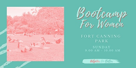 Bootcamp for Women @ Fort Canning Park tickets