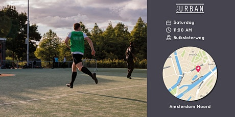 FC Urban Match AMS Za 2 Okt Buiksloterweg tickets