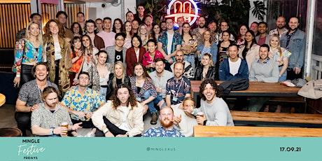 Mingle - Festive Fridays - 01.10.21 tickets