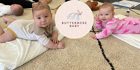 Buttermere Baby Massage Workshop Emerald,  October 21st & 28th tickets
