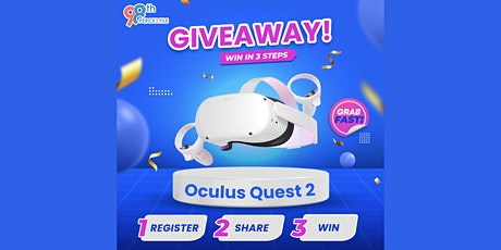 98thPercentile's  FREE Giveaway Contest- Oculus Quest 2 tickets
