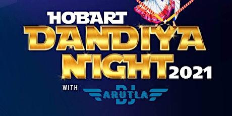 Hobart Dandiya Night 2021 with DJ ARUTLA tickets