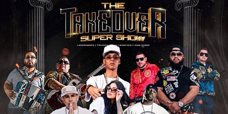 The TakeOver Super Show 2021 tickets