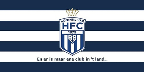 Koninklijke HFC 1 - SVV Scheveningen 1 tickets