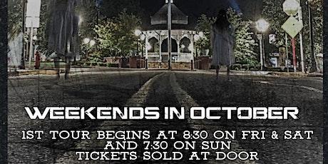 Ligonier's Historic Ghost Walk tickets
