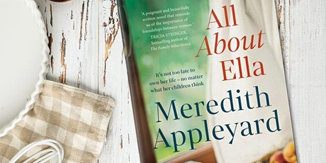 Meredith Appleyard - Author talk tickets