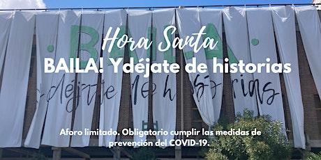 Hora Santa 20/09/21 tickets