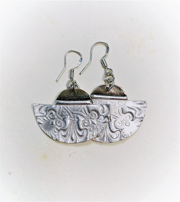 Beginners  workshop in  Magical Silver Clay image