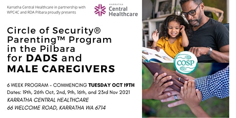 Circle of Security - Parenting Program in the Pilbara tickets
