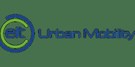EIT Urban Mobility: Doctoral Training Network Annual Forum 2021 bilhetes