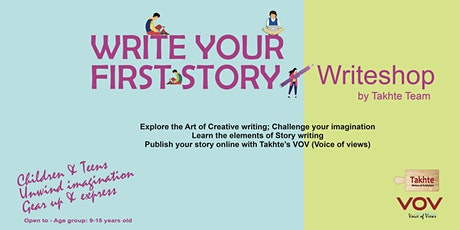 Story Writing Writeshop tickets