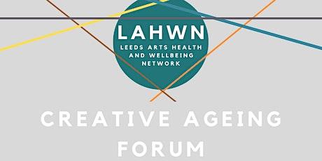 Creative Ageing Forum tickets