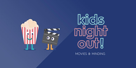 Kids Night Out   Movies and Minding - Space Jam 2   September tickets