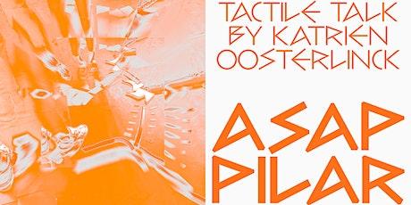 Tactile Talk billets