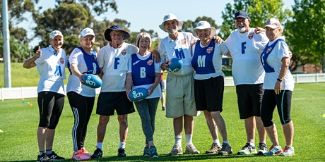 Walking Footy Come and Try - Active Ageing Week tickets