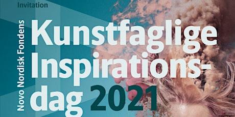 Novo Nordisk Fondens Kunstfaglige Inspirationsdag 2021 tickets