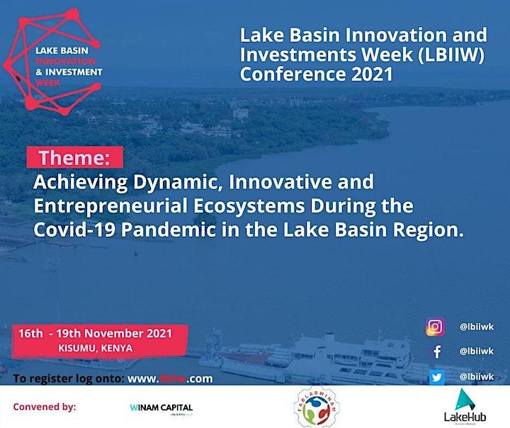 Lake Basin Innovation & Investments Week 2021 image