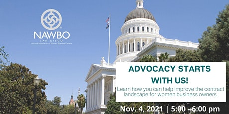 ADVOCACY STARTS WITH US! tickets