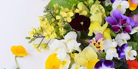Edible Flowers Workshop - Active Ageing Week tickets