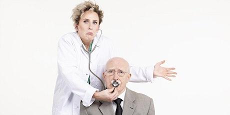 Dialoogcafé 'Op bezoek bij de dokter, in verschillende culturen' tickets