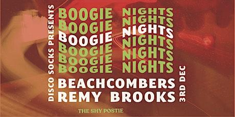 Disco Socks Presents: Boogie Nights tickets