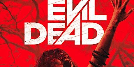 Drive-in film: Evil Dead tickets