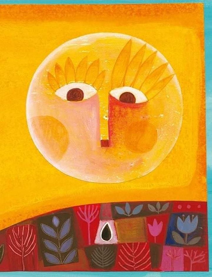 Immagine Nicoletta Bertelle, lettura animata di AVRÒ CURA DI TE