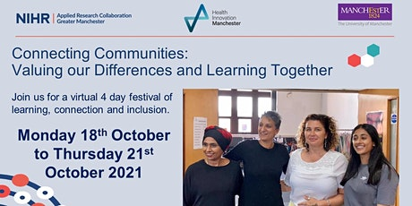 Connecting Communities: Supporting Diversity and Inclusion tickets