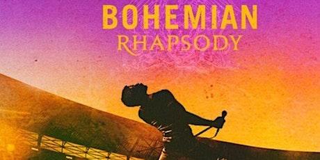 Drive-in film: Bohemian Rhapsody tickets