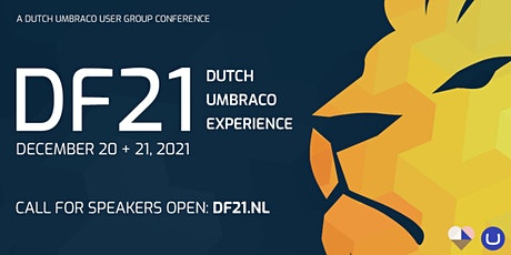 DF 21 - The Dutch Umbraco Experience tickets