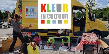 Drive-in cultuur: KLEURinCULTUUR tickets