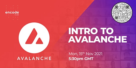 Intro to Avalanche tickets