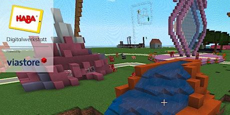 *Ausgebucht* Code Week: Minecraft: Burgen und Kathedralen im Mittelalter Tickets