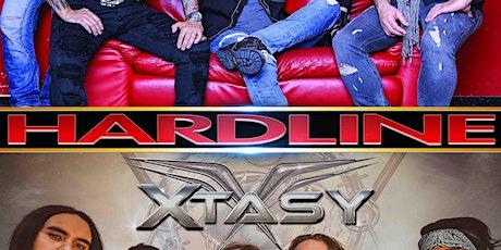 HARDLINE + XTASY entradas