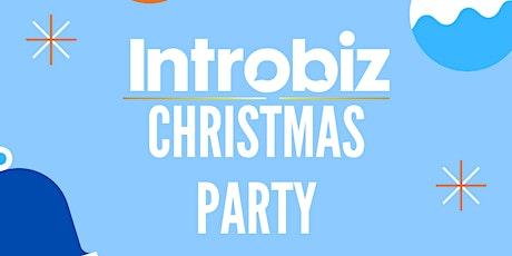 Introbiz Christmas Party 2021 tickets