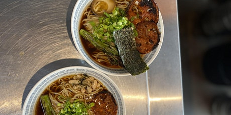 Shoyu Veggie pop up at Catalyst Coffee - Seafront tickets
