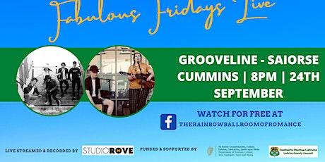 Groove line & Saiorse Cummins Live at the Rainbow Ballroom tickets