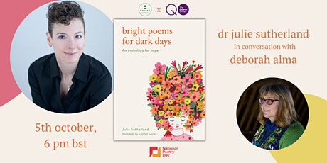 Bright Poems for Dark Days: Book Launch, a FREE event! tickets