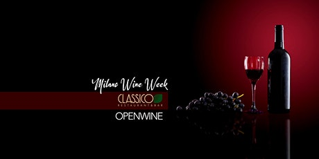 OPENWINE al CLASSICO !! biglietti
