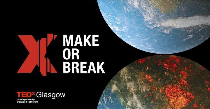 TEDxGlasgow 2021 image