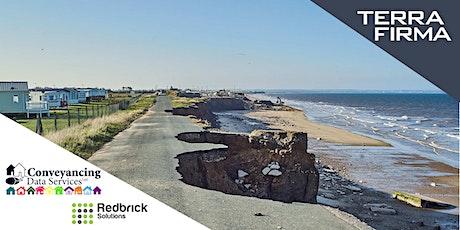 Coastal Hazards in the North and Terrafirma Updates billets