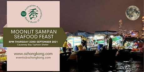 Moonlit Sampan Seafood Feast tickets
