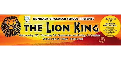 DGS The Lion King Jr tickets