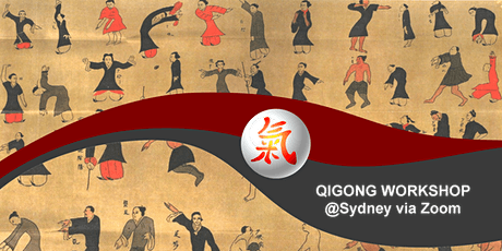 """Introduction to """"Dao Yin Health Qigong"""" Workshop - Sitting Forms tickets"""