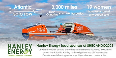 Official Launch the SHECAND02021 Campaign and Millie, the Ocean Rowing Boat tickets