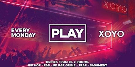 Wembley Campus - Club Night @ XOYO tickets