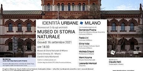 Identità Urbane Milano - BSC Bicocca biglietti